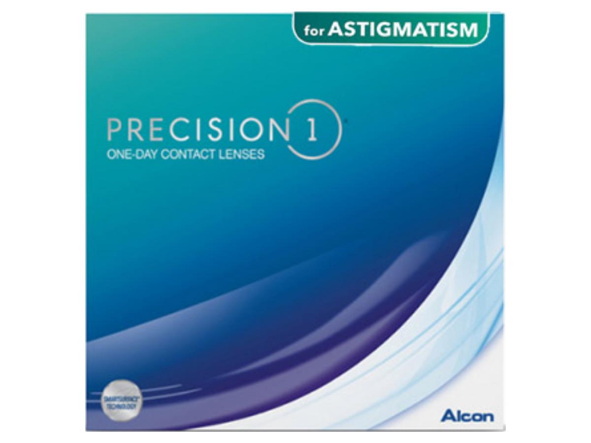 Precision1 for Astigmatism 90 lenzen