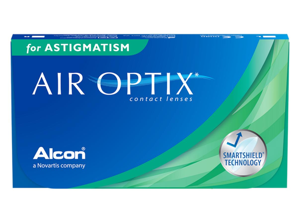 Air Optix for Astigmatism 6 lenzen