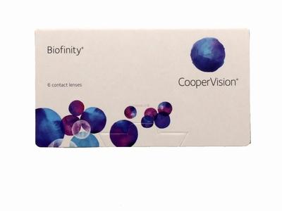 Biofinity 6 lenzen