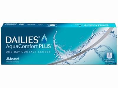 Afbeelding van Dailies Aqua Comfort Plus 30 lenzen