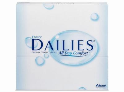 Focus Dailies All Day Comfort 90 lenzen