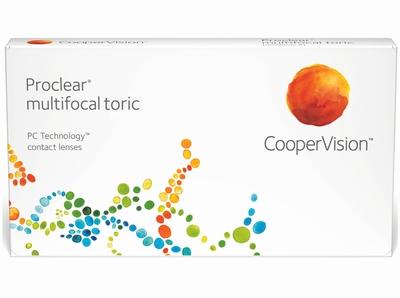 Proclear Multifocal Toric 6 lenzen