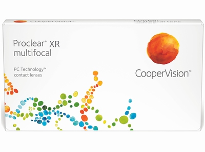 Proclear Multifocal XR 6 lenzen
