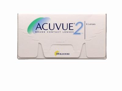 Afbeelding van Acuvue 2 1 week 6 lenzen