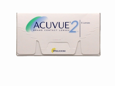 Acuvue 2 1-2 week 6 lenzen