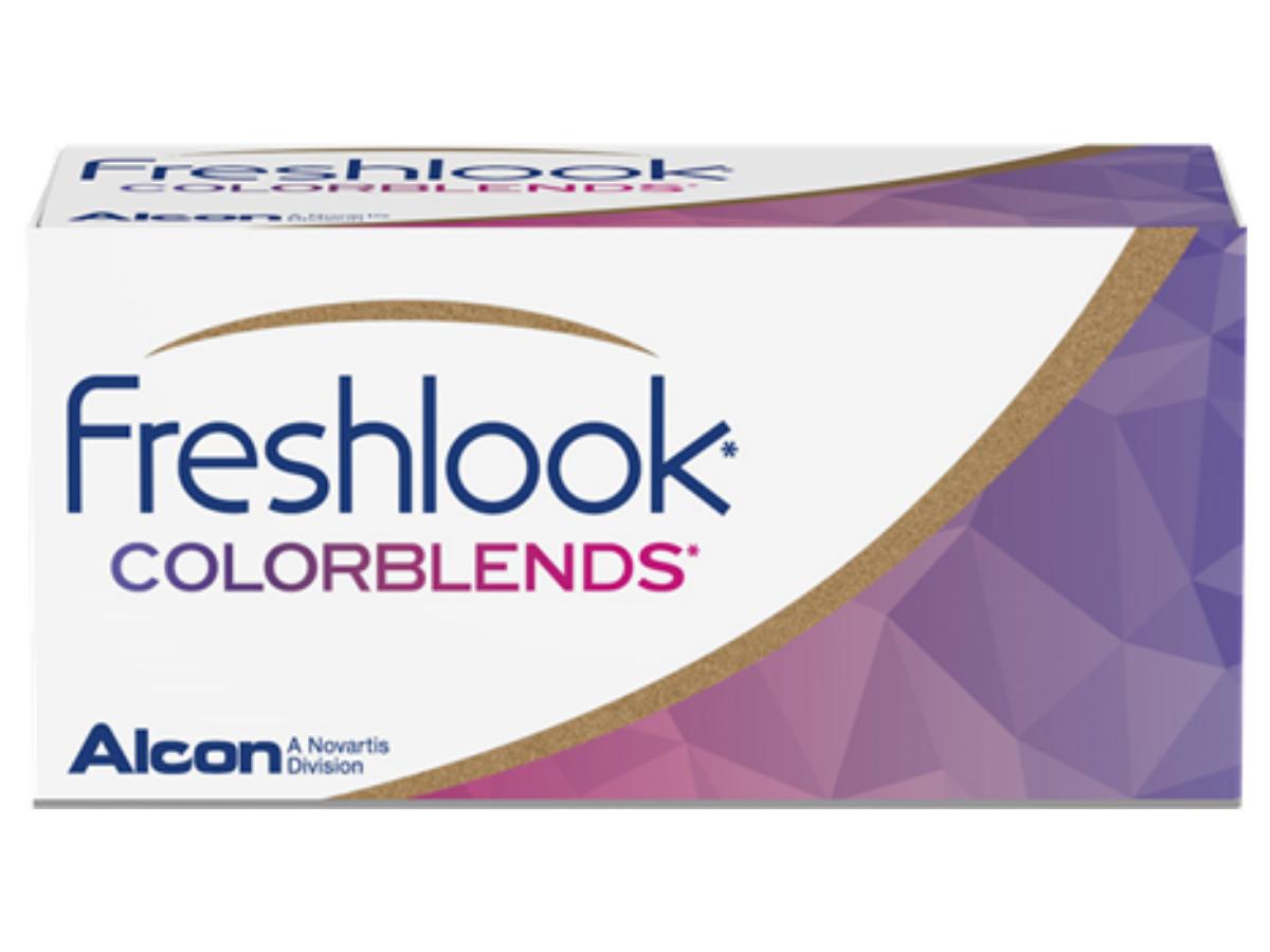 Freshlook Colorblends 2 lenzen