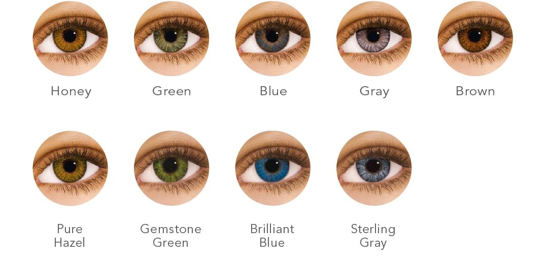 Air Optix® Colors 2 lenzen
