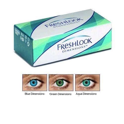Freshlook Dimensions 2 lenzen