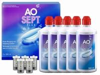 AOSEPT-plus, 5x360ml. voordeelpak (6 maanden)
