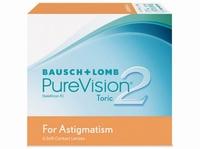 PureVision 2 for Astigmatism 6 lenzen