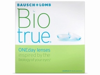 Biotrue ONEday lenses 90 lenzen