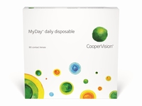 MyDay daily disposable 90 lenzen
