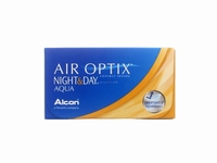 Air Optix® Night&Day® Aqua 3 lenzen