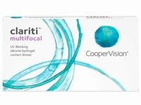 Clariti Multifocal, 6 lenzen