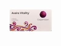 Avaira Vitality™ 6 lenzen