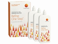Refine One Step  3x 250 ml. + 60 ml voordeelpak