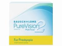 PureVision 2 for Presbyopia 3 lenzen