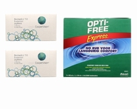 Biomedics 55 Evolution (2x6) + OptiFree Express