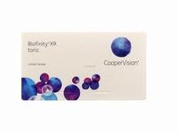 Biofinity® XR Toric 6 lenzen