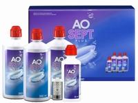 AOSEPT® plus, 3x360 ml. + 90 ml. voordeelpak