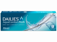 Dailies AquaComfort Plus, 30 pack v.a.