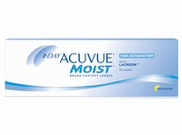1 Day Acuvue Moist for Astigmatism, 30 pack v.a.