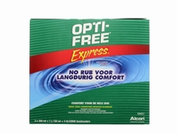 OPTIFREE® Express® 3x355ml.+60ml voordeelpak (6 maanden)