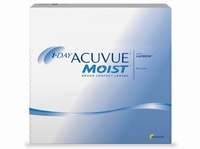 1 Day Acuvue Moist 90 lenzen