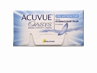 Acuvue Oasys for Astigmatism 6 lenzen